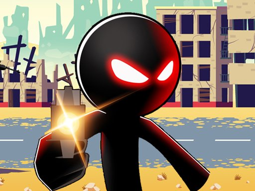 Stickman Armed Assassin 3D Online