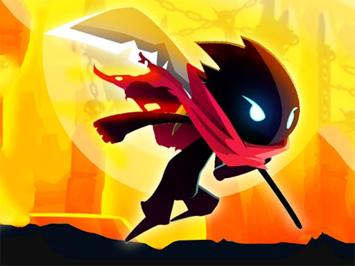 Stickman Fighter: Space War Online